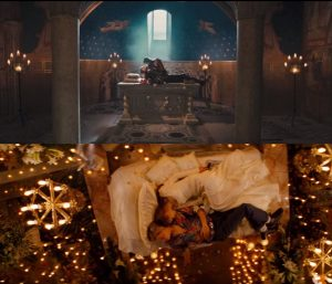a comparison of romeo and juliet from baz luhrmann and franco zeffirelli One may look at the baz luhrmann version and think that it is a polar opposite to  film that franco zeffirelli directed in 1968 although zeffirelli's.